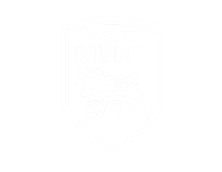 Make Me Bubble logo